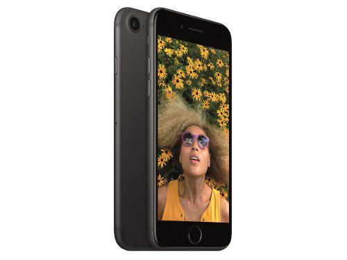 Iphone 7 128gb black + vibrio templado y case