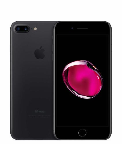 Iphone 7 plus 32 gb matte black