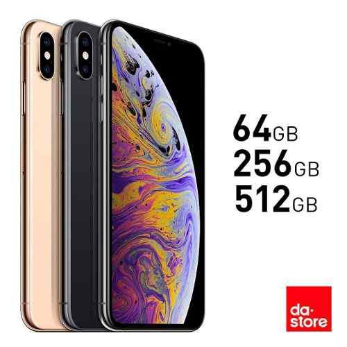 Iphone xs max 64gb 256gb 512gb nuevo sellado