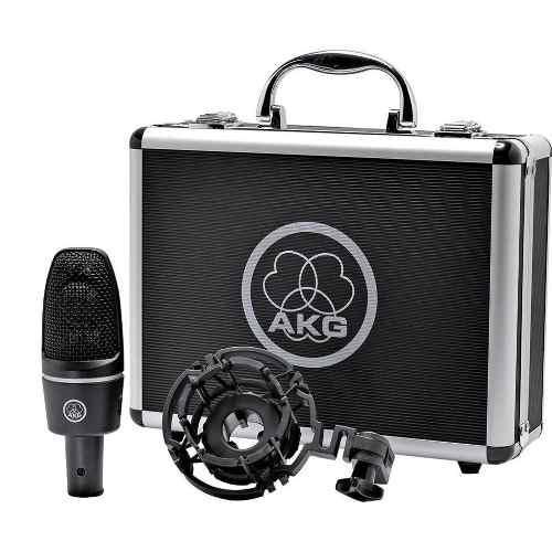 Akg c3000 micrófono para estudio de grabación (nuevo)
