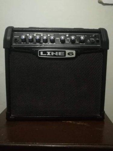 Amplificador 6 line