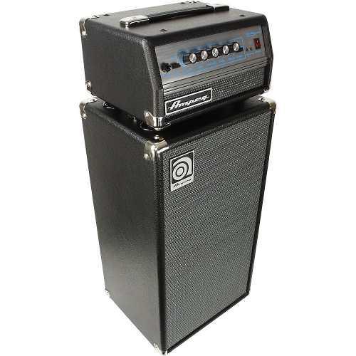 Amplificador cabezal gabinete ampeg micro vr stack 200 watts