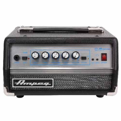 Amplificador cabezal para bajo 200 w ampeg svt micro vr head