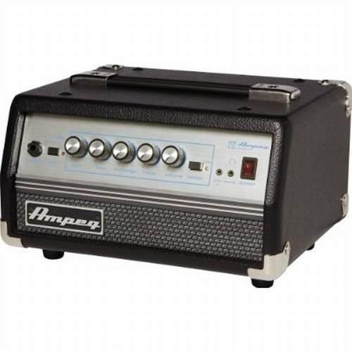 Amplificador cabezal para bajo ampeg svt micro vr head 200 w