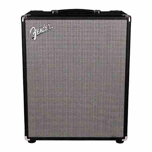 Amplificador combo bajo rumble 100, de 100 watts fender