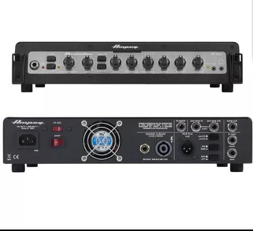 Amplificador de bajo ampeg pf 500 semi nuevo