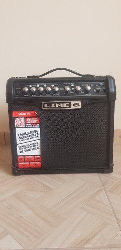 Amplificador line 6 spider iv 15 remate por viaje