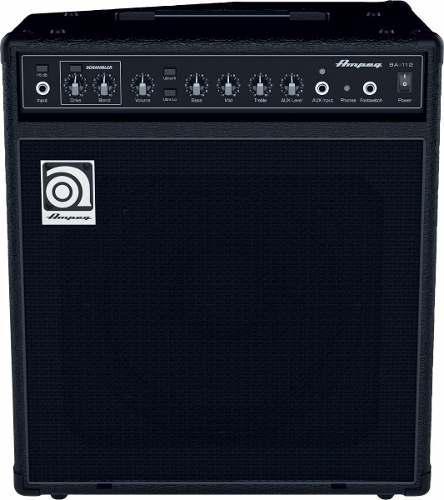 Amplificador para bajo ampeg ba-112v2 12'' 75 watts