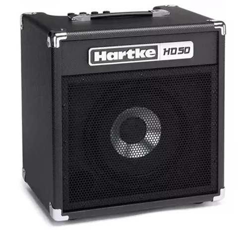Amplificador para bajo hartke hd500 combo 500w original