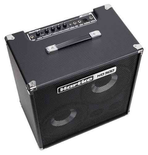 Amplificador para bajo hartke hd500 no ampeg 500w