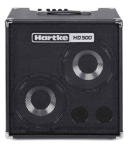 Amplificador para bajo no marshall hartke hd500 500w