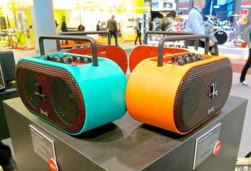 Amplificador vox soundbox mini guitarra voz teclado colores