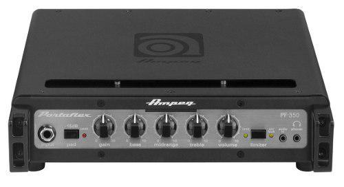 Cabezal Amplificador Para Bajo Ampeg Portaflex Pf-350 Watts