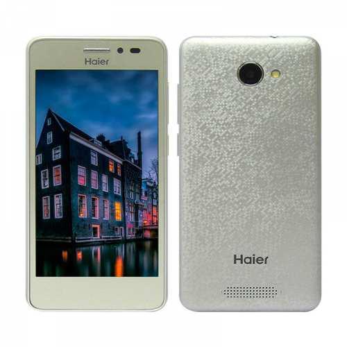 Celular smartphone haier g32 4.5 480x854 android 7.1 l...