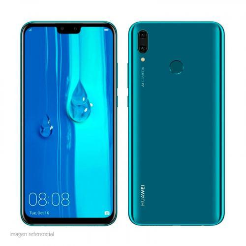 Celular smartphone huawei y9 2019 6.5 1080x2340 android...