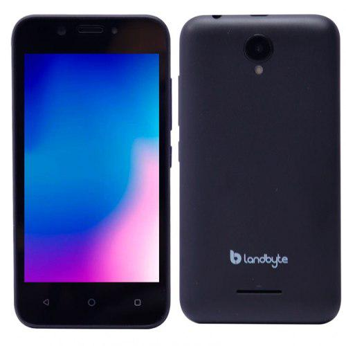Celular smartphone landbyte lt5030 4 800x480 android 8...