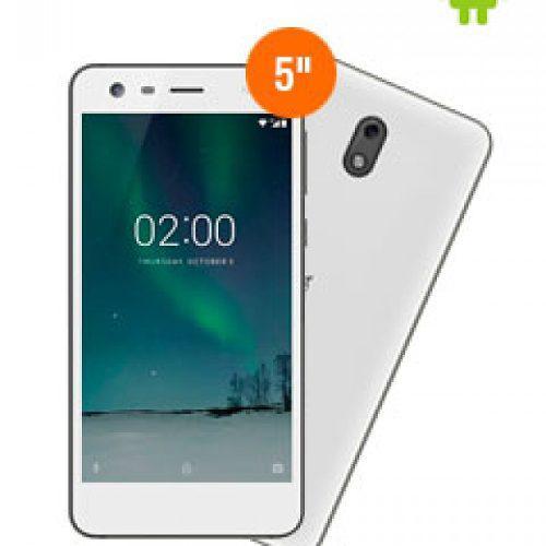 Celular smartphone nokia 2 5.0 720x1280 android 7.1 lt...