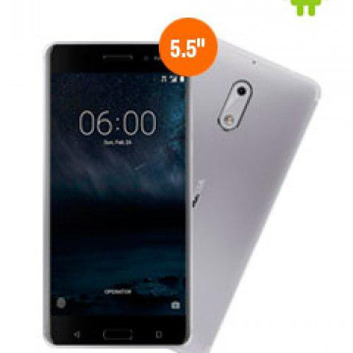 Celular smartphone nokia 6 5.5 1080x1920 android 7.1 l...
