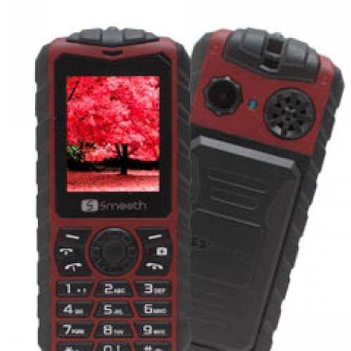 Celular teléfono básico smooth mini x 1.8 2g dual s...
