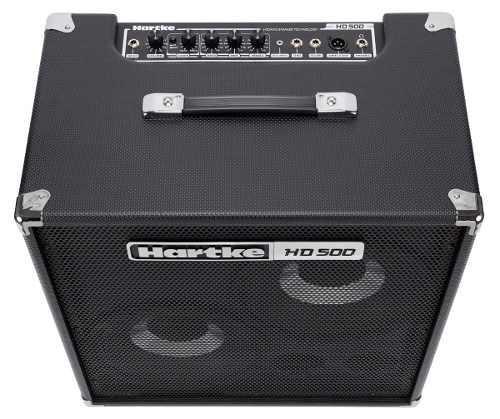 Hartke hd500 amplificador para bajo no marshall 500w