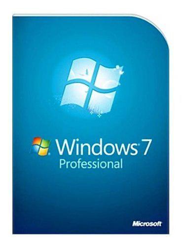 Windows 7 professional 64 bits / 32 bits