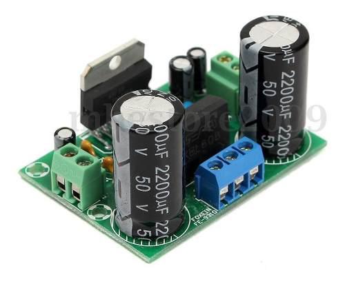 Amplificador de audio clase d mono 100w tda7293