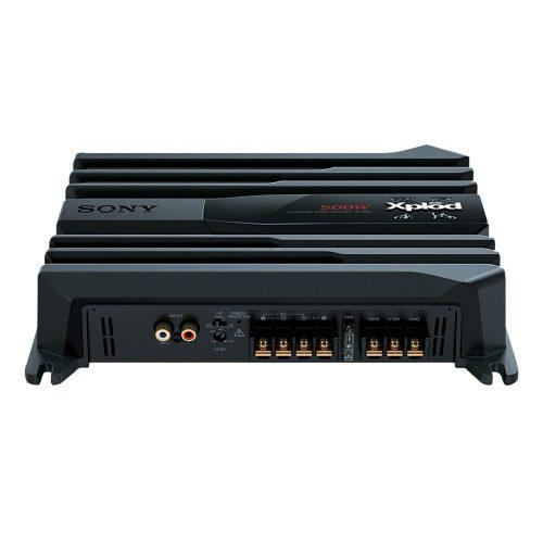 Amplificador planta carro estéreo 2 canales sony xm-n502