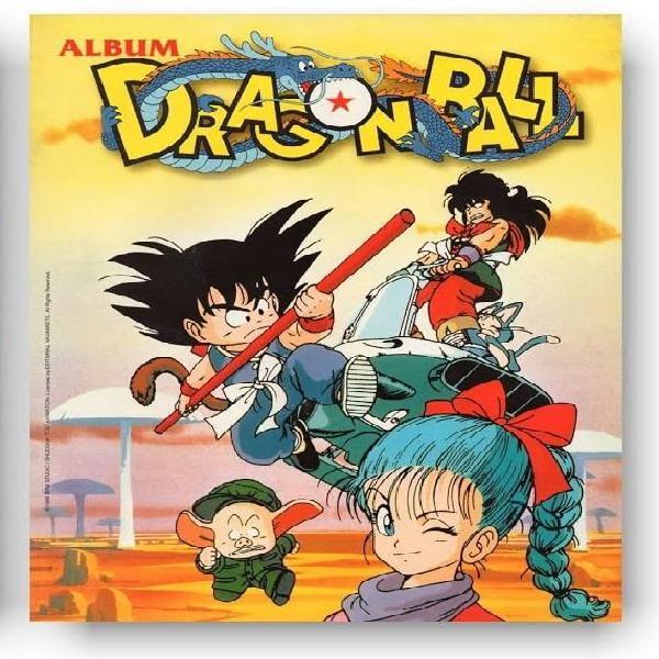 Figuras/láminas unidad álbum dragon ball 1 navarrete