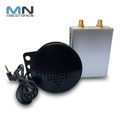 Gps tracker 318 rastreo vehicular con speaker altavoz