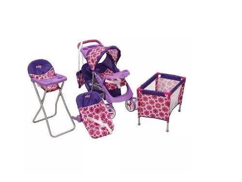 Juegos juguetes para niñas 5 en 1 baby kits sellado