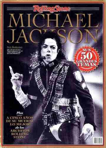 Bookazine michael jackson. sus 50 mejores canciones