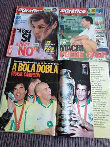 Copa américa 1997 - colección revista el