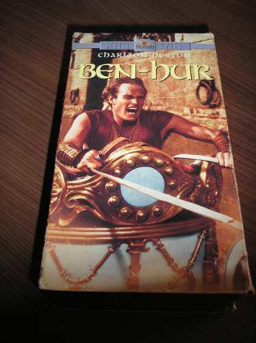 Ben Hur Vhs Original