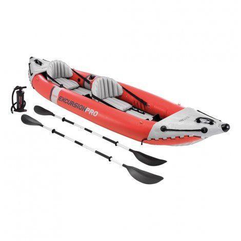 Bote Inflable Kayak Excursion Pro Iluminaciones Adriel