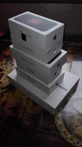Caja iphone 5,6,6plus,7 grand-mini, se, ipad