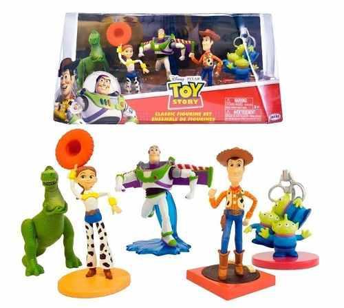 Figura muñeco set toy story disney