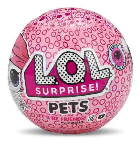 Lol surprise pets surprise serie 4 eye spy en stock