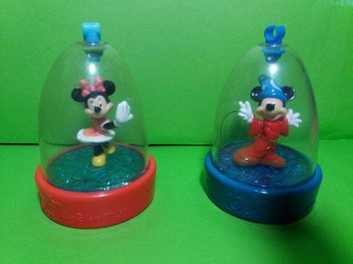 Minnie y mickey mouse - 100 años de magia de walt disney
