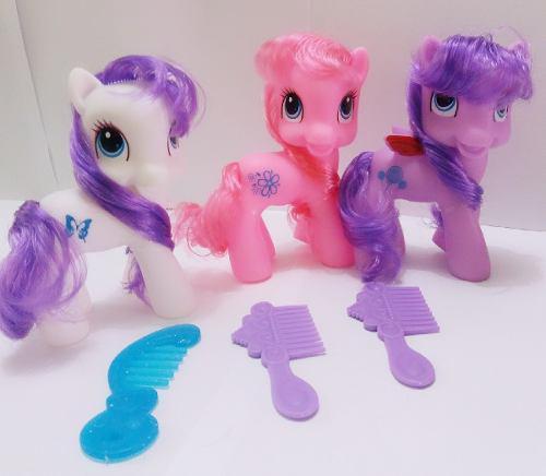 Muñeco mi pequeño pony my little ponny por docena y unidad