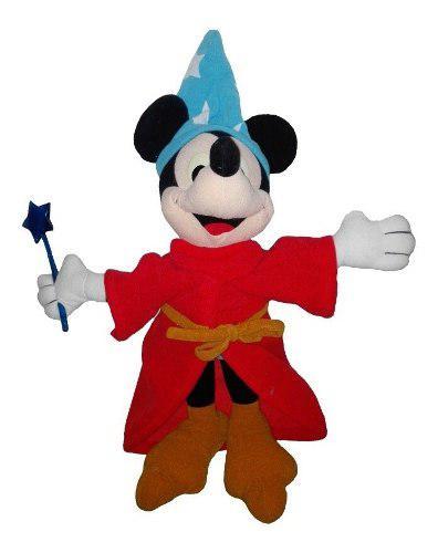 Peluche mickey mouse mago 47cm original regalo navidad amor