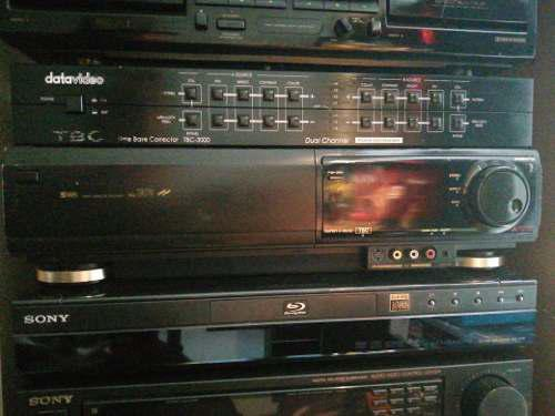 S-vhs Panasonic Ag1970 Pro Line Tbc Video Editing
