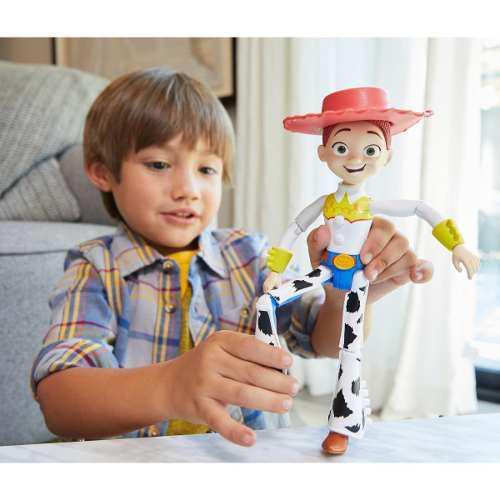Toy story 4 true talkers jessie figura parlante