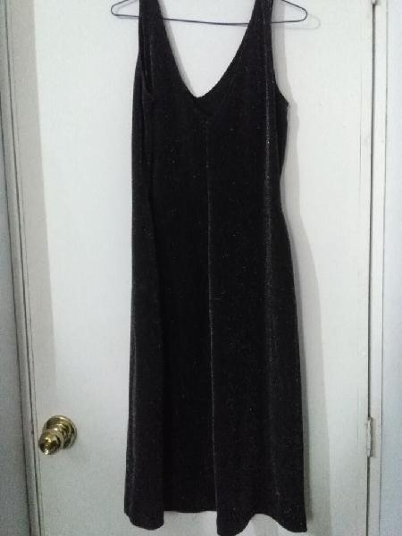 Vestido de Negro de Fiesta