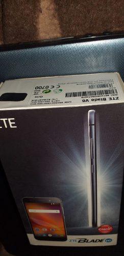 Caja Zte Blade V6 Original