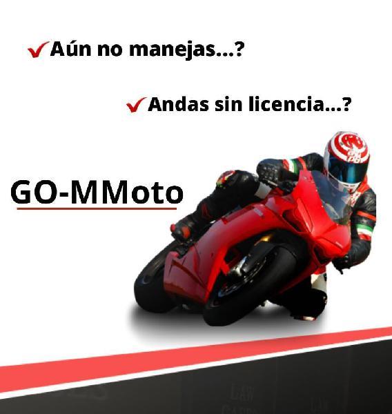 Clases de Manejo Motos Y Brevete Motos T