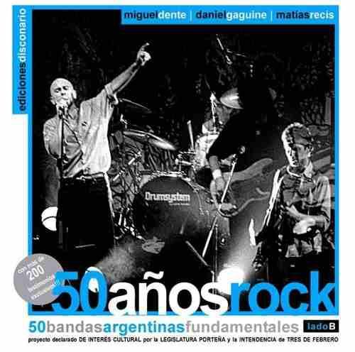 Libro 50 Años Rock - Lado B