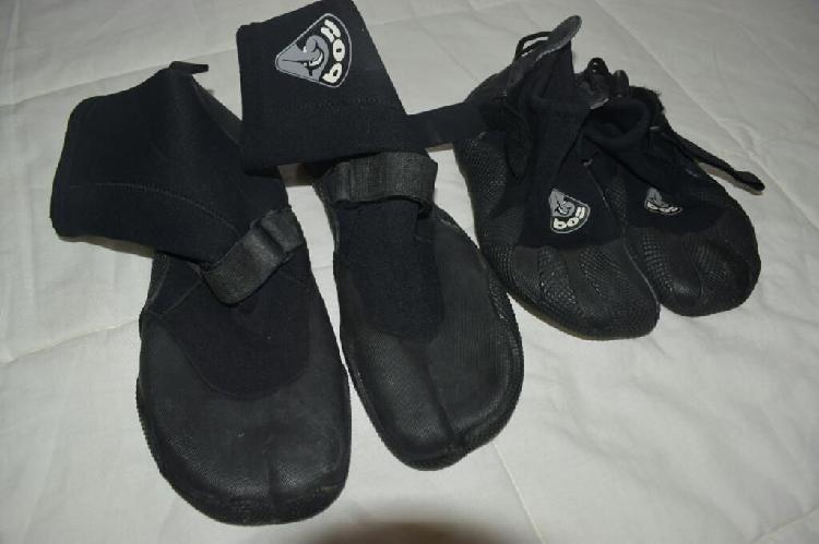 Wetsuit Booties, Zapatillas Surf.