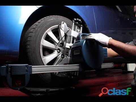 Servicio para Sistema de frenos ABS