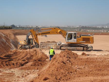 Construccion y mantenimiento de carreteras. en lima