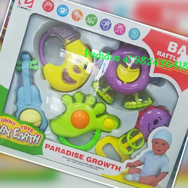 Juegos didacticos para bebés